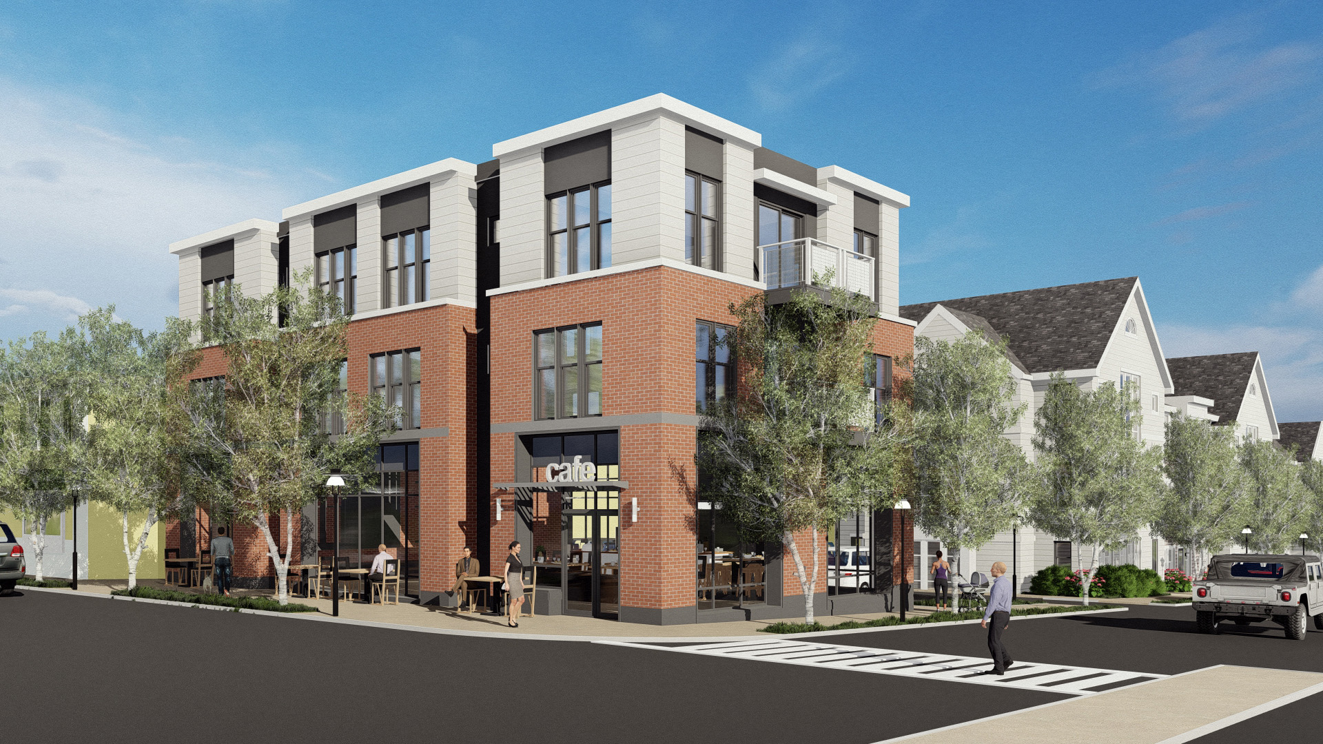 MPZ Development Submits Proposal for Former Foxboro Fire Station